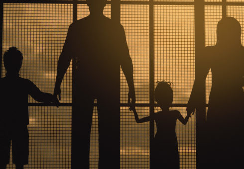 Nära vart femte barn lever i en krigszon