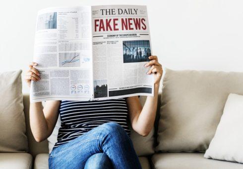 Svårt för ungdomar att identifiera falska nyheter på nätet